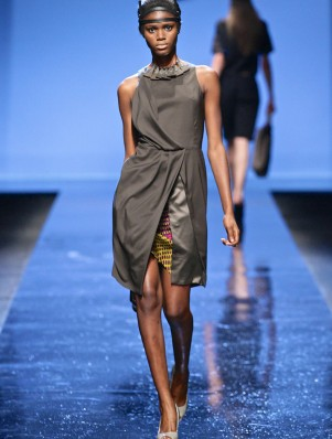 Mille Collines Mercedes Benz Fashion Week Africa