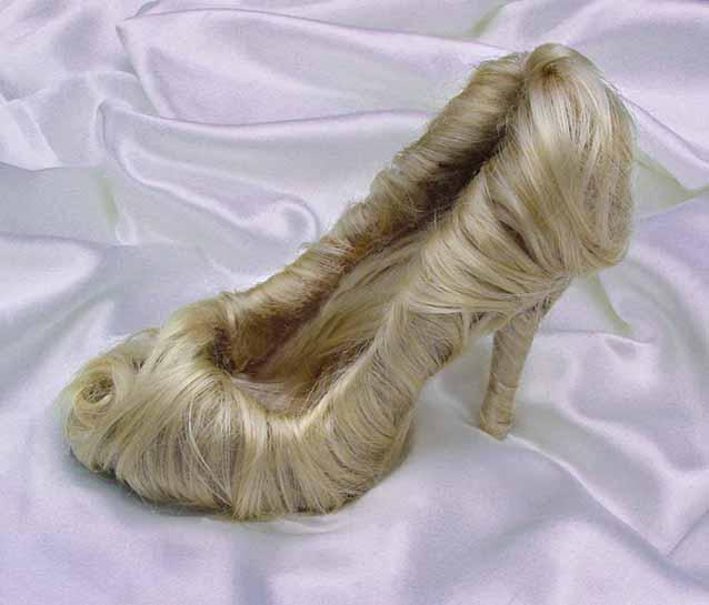blonde shoe1s